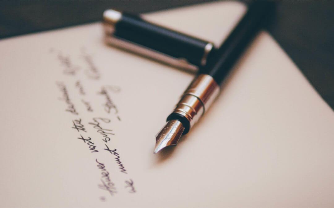 Are Handwritten Intentions Enforceable?