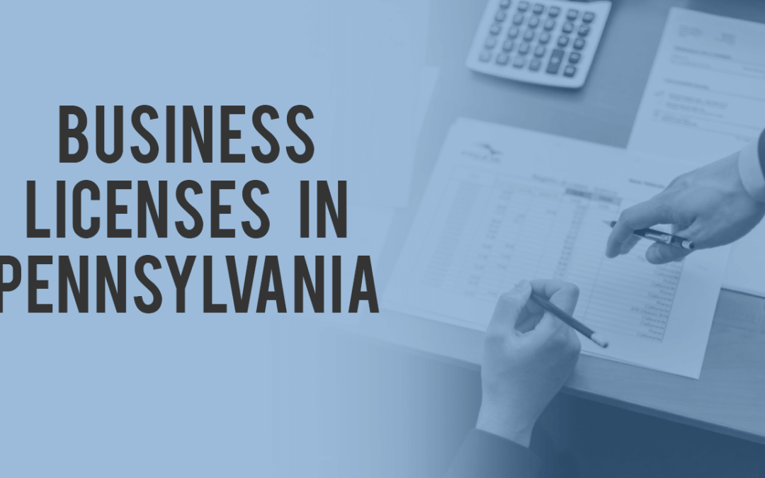 How to Get a Business License in PA
